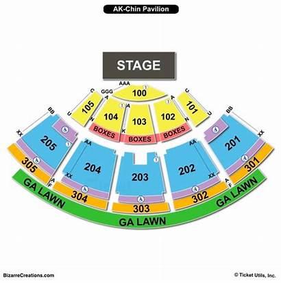Ak Chin Pavilion Seating Chart Charts