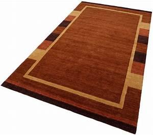 Teppich Handgeknüpft Schurwolle : teppich luxor living floreffe handgekn pft wolle online kaufen otto ~ Markanthonyermac.com Haus und Dekorationen