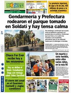 Peri U00f3dico Diario Norte  Argentina   Peri U00f3dicos De Argentina  Edici U00f3n De Domingo  12 De Diciembre