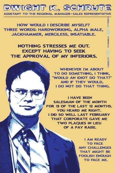 25 best ideas about dwight schrute memes on