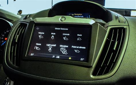 Visteon Shows A New Sign Language For Your Car's Dashboard