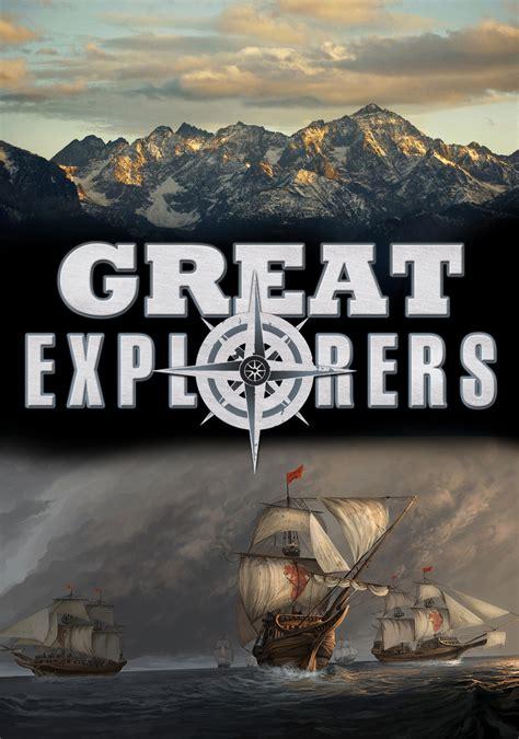 Great Explorers | TV fanart | fanart.tv