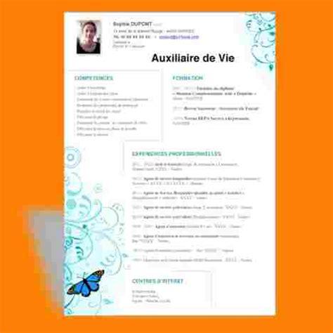 7 cv auxiliaire de vie modele lettre