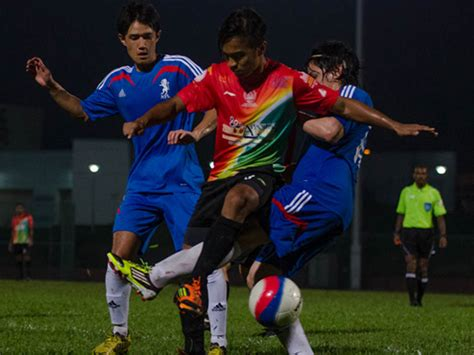 Odds, match details, lineups, statistics, standings. Singapore's very own National Football League - ActiveSG