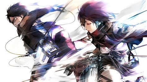attack  titan mikasa wallpapers top  attack