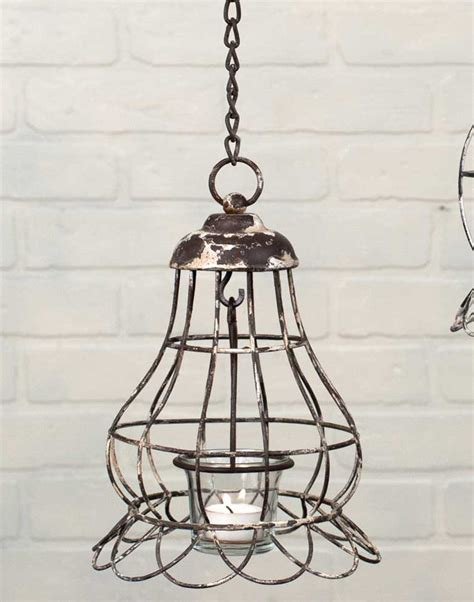 hanging votive candle holders mini bell hanging metal votive candle holder candle