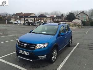 Prix Dacia Sandero Stepway Prestige : achat dacia sandero stepway 2 1 5 dci prestige d 39 occasion pas cher 11 400 ~ Gottalentnigeria.com Avis de Voitures