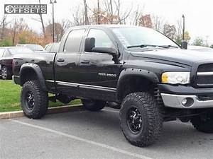 2003 Dodge Ram 2500 Alloy Ion 12 Rough Country Suspension