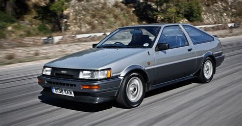 This Is Why The Toyota AE86 Is So Damn Legendary