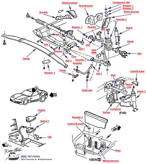 Suspension Diagram Four Ineedmorespace