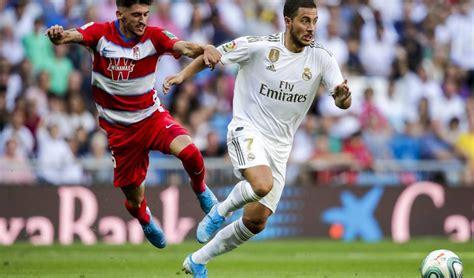 ROJA DIRECTA: Real Madrid vs Granada EN VIVO ONLINE GRATIS ...