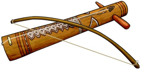 Musical instruments : apache fiddle (agave fiddle