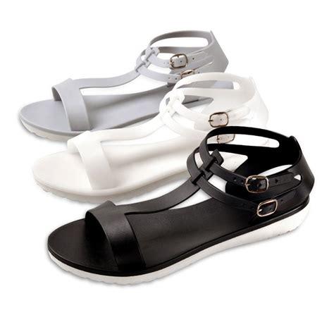 Vincci Sepatu Sandal Tali 2 3 pilihan sandal korea sandal wanita 001 elevenia