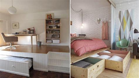 Aménager Une Petite Chambre à Coucher  Idées Et Conseils
