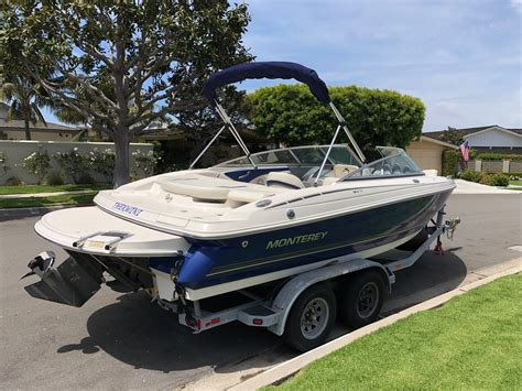 Monterey Boats For Sale by Monterey Boats For Sale In California Boats
