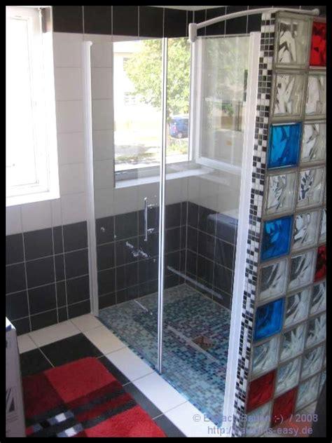 Duschabtrennung Selbst Bauen by Duschwand Selber Bauen Wohn Design