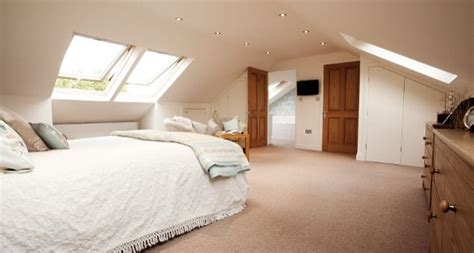 trussloft bungalow loft conversion  harrogate bedrooms   loft spaces bungalow loft