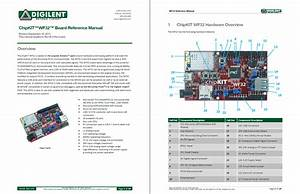 Wf32 Pin Diagram  U2013 Digilent Inc  Blog