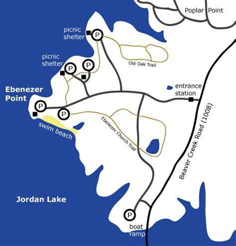 Ebenezer Boat Landing Jordan Lake by Triangle Birder S Guide Ebenezer Point