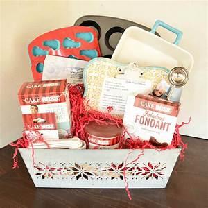 3, Diy, Gift, Basket, Ideas
