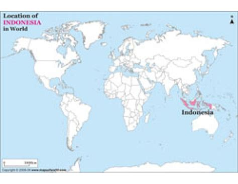 buy indonesia location  world map
