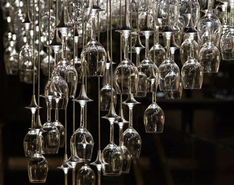 Candle Chandeliers For Cool Ceiling Decorating Ideas Via Homeandgarden 1 by Best 25 Wine Glass Chandelier Ideas On Wine