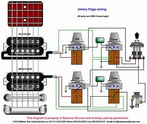 Need Help With My Jimmy Page Wiring Setup Please