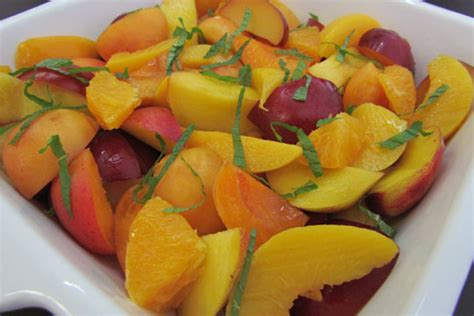 zealand summer fruit salad recipe quick  easy
