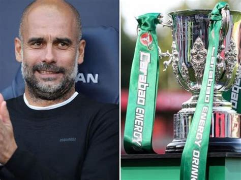 Carabao Cup draw details revealed with Man Utd, Liverpool ...
