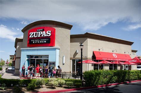 Cafe Zupas Las Vegas Review