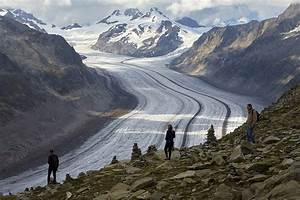 Climate Change  See Europe U0026 39 S Biggest Glacier  The Great