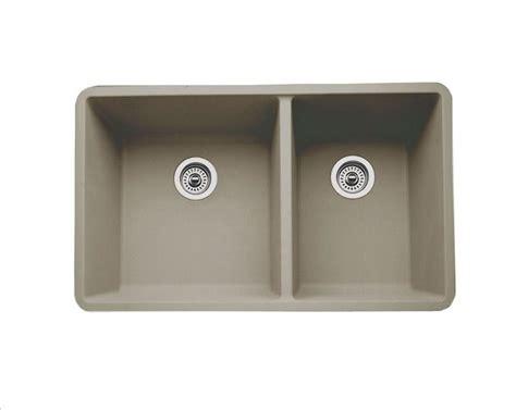 Blanco Kitchen Sink  White Gold