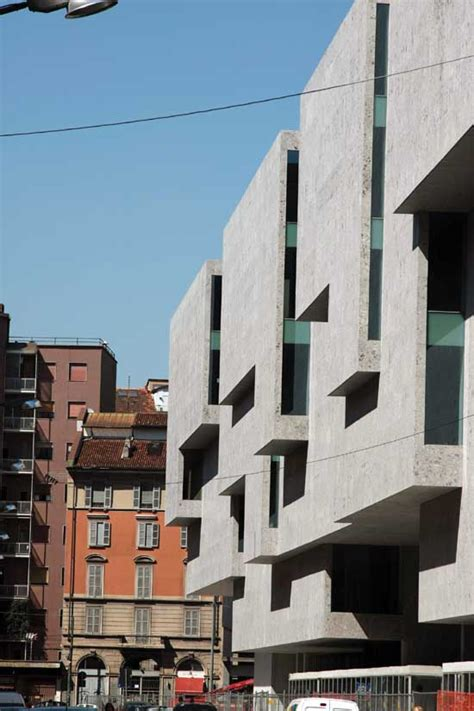 university luigi bocconi milan building  architect