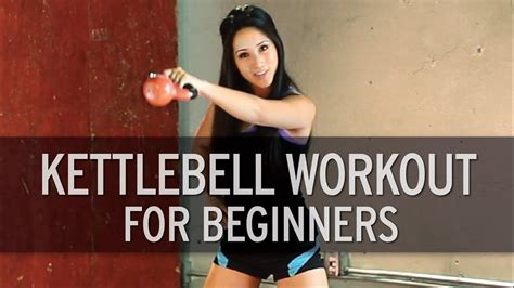 kettlebell beginners workout basic kfk xhit