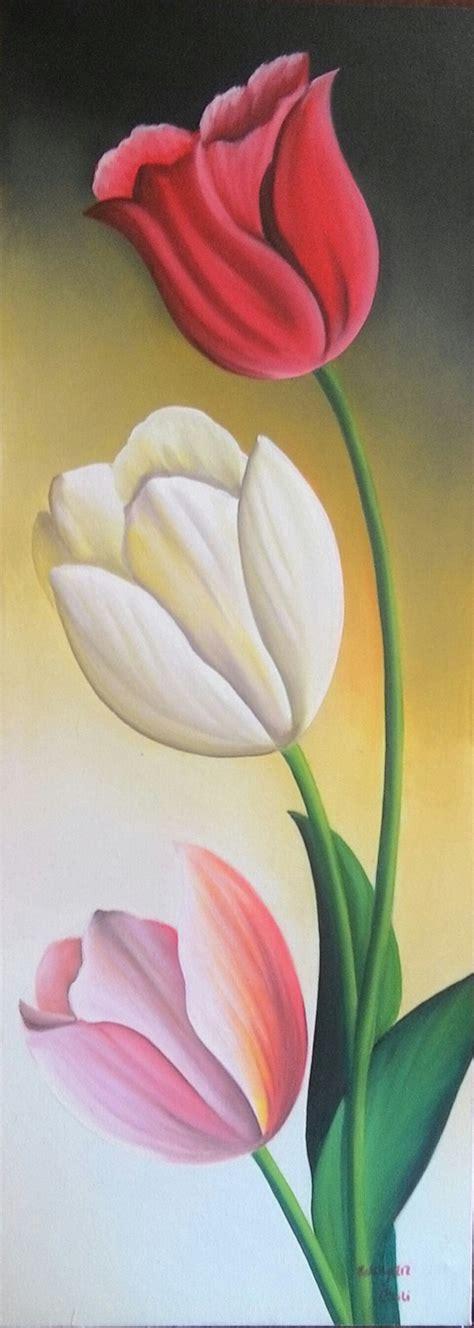 kumpulan lukisan bunga  karnavalotto