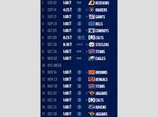 Analysis Houston Texans' 2014 schedule NFLcom