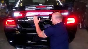 2012 Dodge Charger Rear Lights