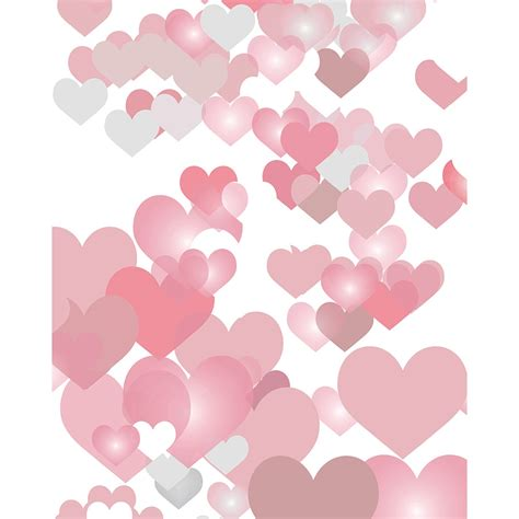 love burst printed seamless paper backdrop express