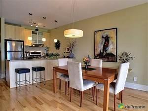 Petite Table Salle À Manger : condo vendu montr al immobilier qu bec duproprio 367737 ~ Melissatoandfro.com Idées de Décoration