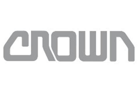 Crown Gabelstapler und Flurförderzeuge