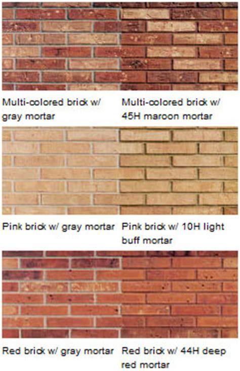 mortar colors mortar colors masonpro