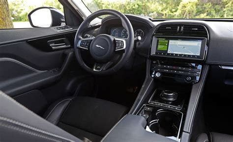 jaguar  pace svr price release date interior