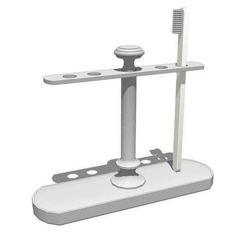 Restoration Hardware Bathroom Accessories by Lugarno Bathroom Accessories 3d Model Formfonts 3d