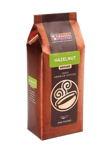 I recommend using the dunkin donuts coffee brand if you are seeking the best iced. Dunkin Donuts Hazelnut Ground Coffee Medium Roast 16oz - Best Quality Coffee