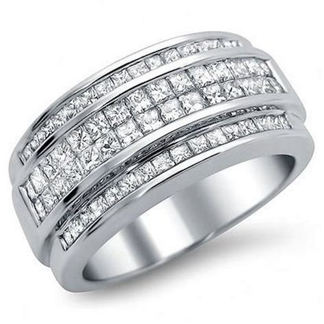 Permalink to White Gold Mens Wedding Bands
