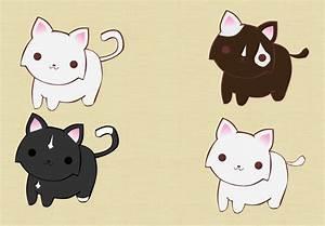 Chibi Cat Board by ZeroJigoku on DeviantArt