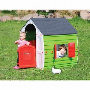 Cabane Enfant Plastique : maison plastique bebe les cabanes de jardin abri de ~ Preciouscoupons.com Idées de Décoration