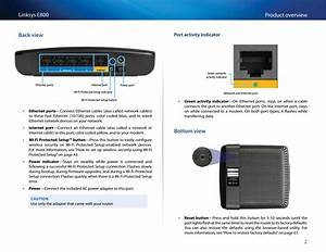 Linksys E800 Linksys E800 User Manual Frequently Asked