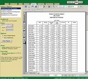 Free Grade Book About Our Online Gradebook Trackmygrades Com
