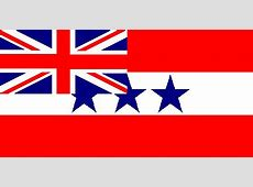 Historical Flags 18501901 Cook Islands